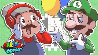 FINALLY! LUIGI IS IN MARIO ODYSSEY....BUT...