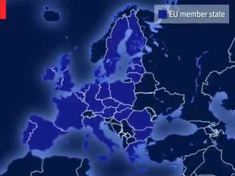 A Brief Summary of the history of European Union enlargement