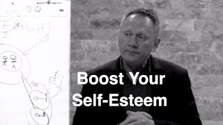 1085 HOW TO BOOST YOUR SELF-ESTEEM and gain self value with Faster EFT tapping - Robert Gene