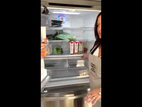 Kenmore Grab and Go Fridge YouTube