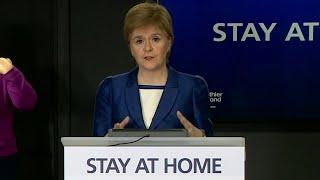 video: Nicola Sturgeon's pretence at British unity is finally over