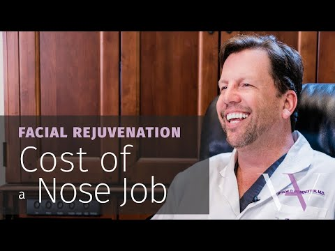 How Much Does a Nose Job Cost? (Rhinoplasty)