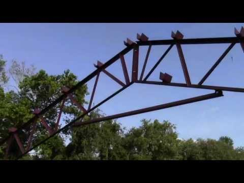 STEEL TRUSSES and POLE BARN KITS