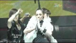 2NE1 - FIRE [Live 2009.06.12]