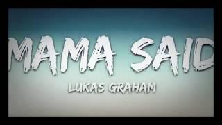 Mama Said Lukas Graham Lyrics.mp3