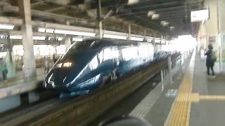 現美新幹線 大宮駅入線!(往路編)