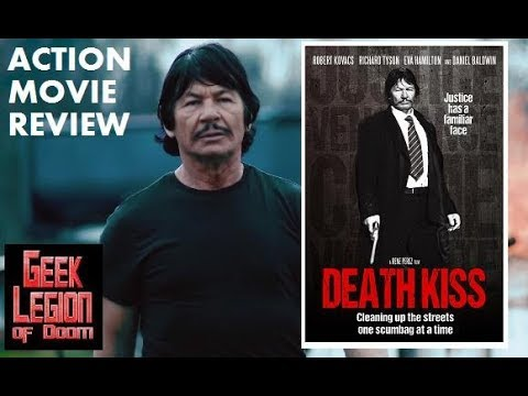 DEATH KISS ( 2018 Robert 'Bronzi' Kovacs ) Death Wish Style Action Movie Review