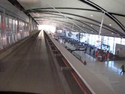 Minneapolis Airport Tram Doovi