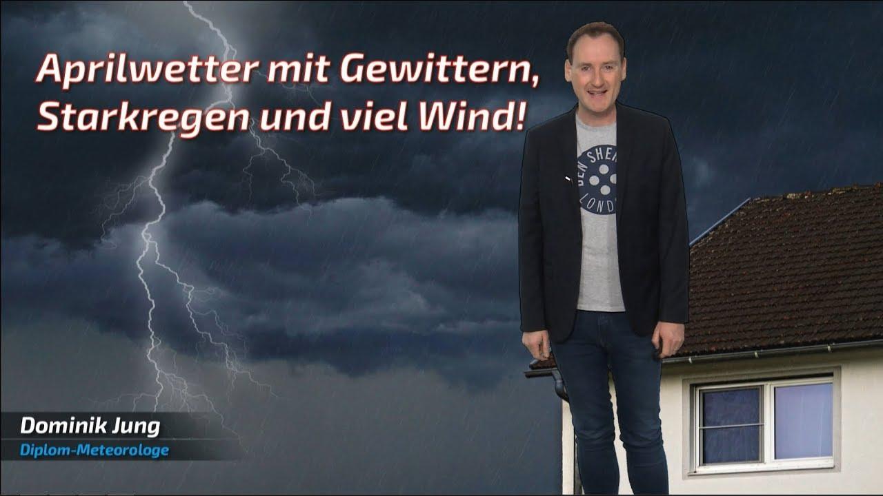 Wetterwarnung Heute