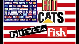 Fat Cats, Bigga Fish cover (originally The Coup)