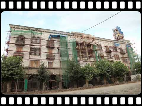 Telavi before and after