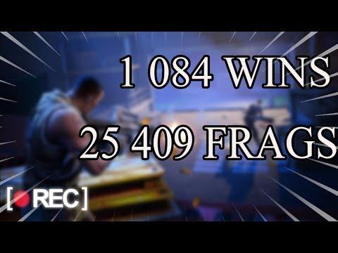 [FR/PC/LIVE] FORTNITE EN SOLO  / Wins : 1084