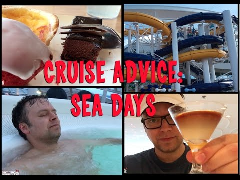 Cruise Advice: Sea Days - Royal Caribbean's Harmony of the Seas Activities