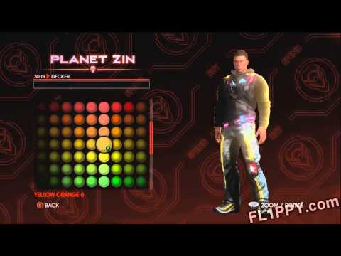 How to unlock new outfits and customization options in Saints Row: The Third