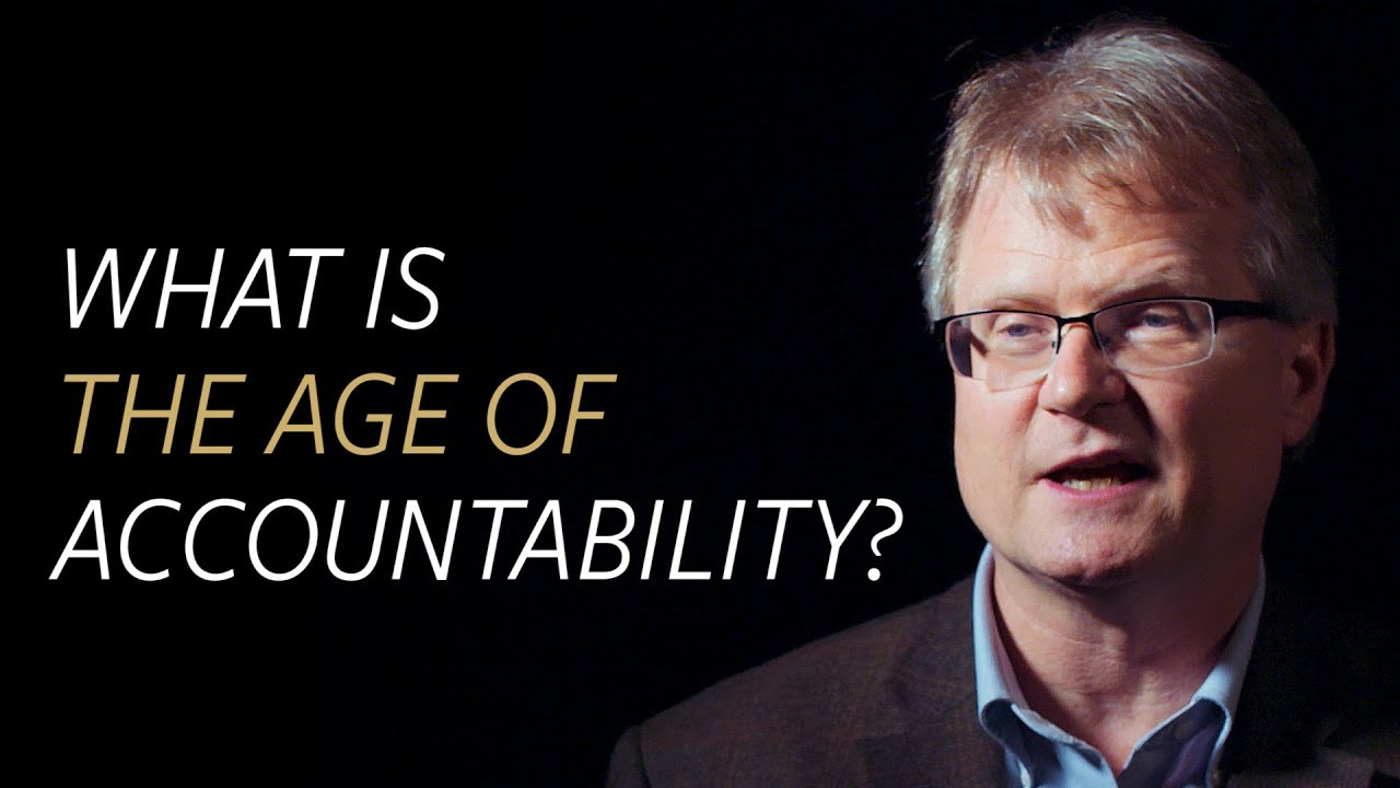 What is the Age of Accountability  YouTube