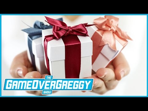 Gift Giving - The GameOverGreggy Show Ep. 160 (Pt. 1)