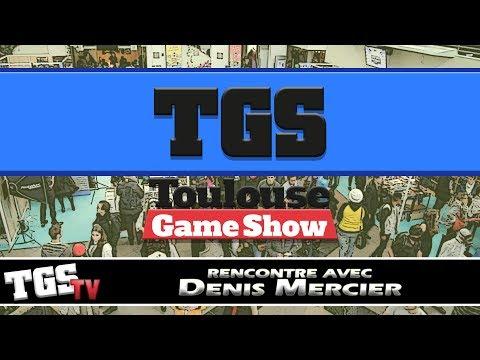 [TGS Tv] Rencontre avec Denis Mercier