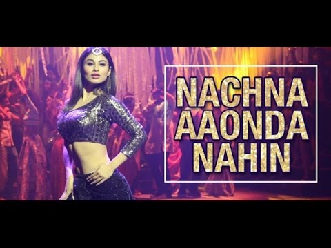 NACHNA AAONDA NAHIN - TUM BIN 2 ( NEHA KAKKAR & MOUNI ROY ) | RAFTAAR | FULL SONG WITH LYRICS