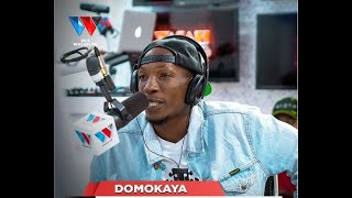 #LIVE : BLOCK 89 EXCLUSIVE INTERVIEW WITH DOMOKAYA - 23 OCT. 2019