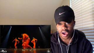 1st Place Just Jerk | Body Rock 2016 @VIBRVNCY Front Row 4K @justjerkcrew  REACTION
