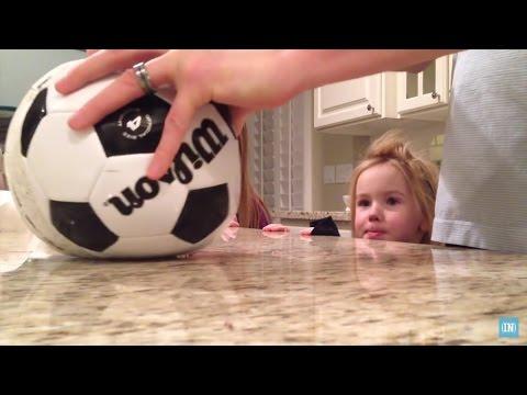 What's inside a Soccer Ball?