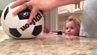What's inside a Soccer Ball?