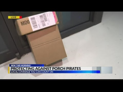 None - Pelham police warn against porch pirates
