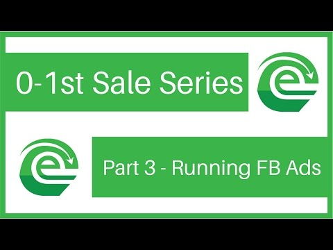 Shopify Drop Shipping Tutorial – 0-1st Sale (Part 3 – Running Ads)