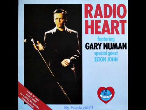 Radio Heart Featuring Gary Numan-Radio Heart,1987