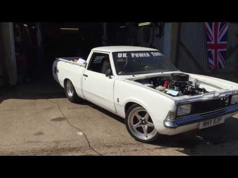 Cortina mk3 v8 bakkie pickup