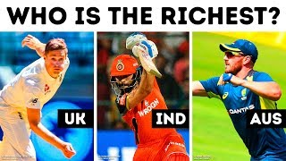 Cricketer Salary: Where Players Make the Most Money