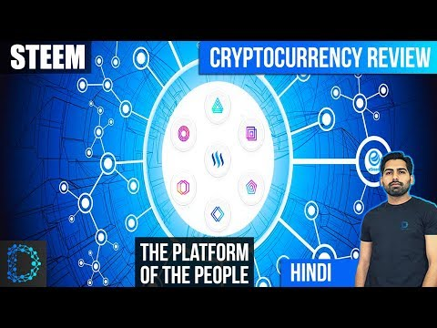 Cryptocurrency Review - Steemit (STEEM) - The Answer To Censorship - Price Prediction - [Hindi/Urdu]