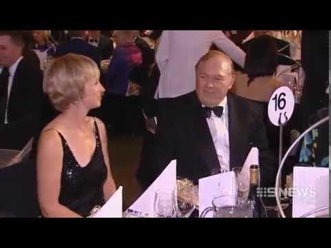 Alan Bond | 9 News Perth