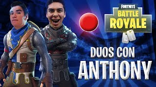 FORTNITE | Duos con NinjaJR (Anthony)