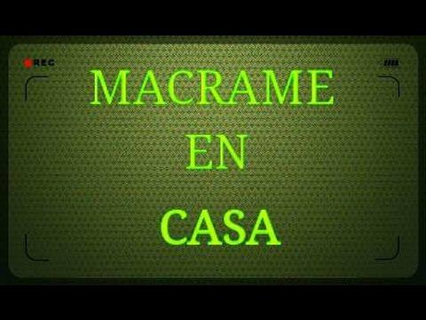Sandalias Video Macramé De Artesanales 1 24nudos 2eDIYEH9Wb
