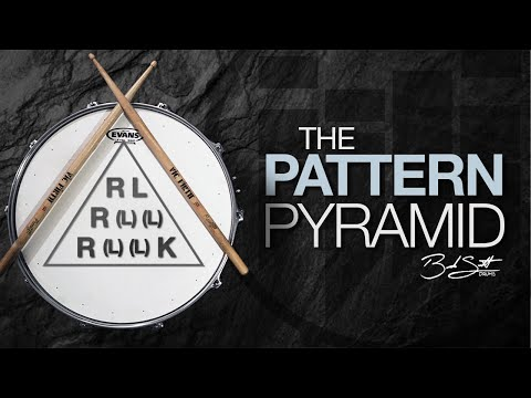The Pattern Pyramid | Using Simple Patterns to Create Complex Phrases