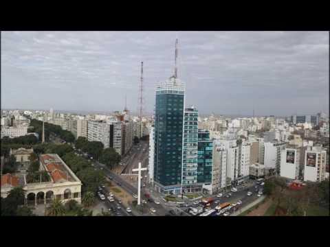 Montevideo vista aerea