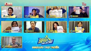 Dàn Cast Running Man Việt Nam Phần 2 - Chơi Là Chạy Full HD