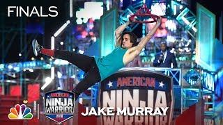 Jake Murray at the Vegas Finals: Stage 1 - American Ninja Warrior 2018