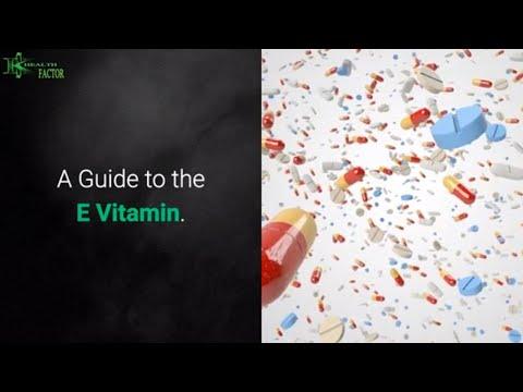Vitamin E guide