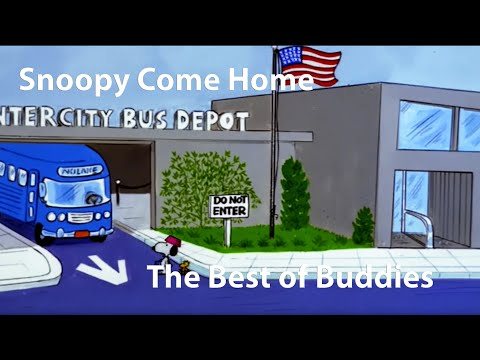 Snoopy Come Home - The Best of Buddies (1972)