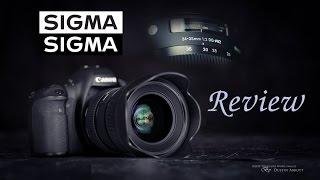 Sigma 24-35mm f/2 DG HSM Art Lens Review
