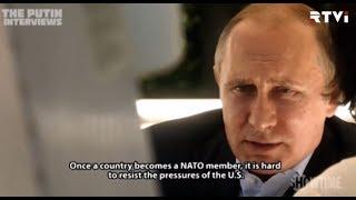 В США вышла первая серия документального фильма о Путине