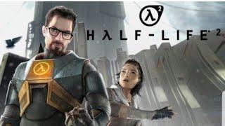 "Let's play Half life 2 German Part 10 "" Der combinecopter"""