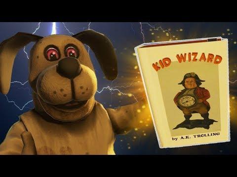"""DUCK SEASON: TODOS LOS SECRETOS Y EASTER EGGS """"Wizard Book"""" (Horror Game)"""