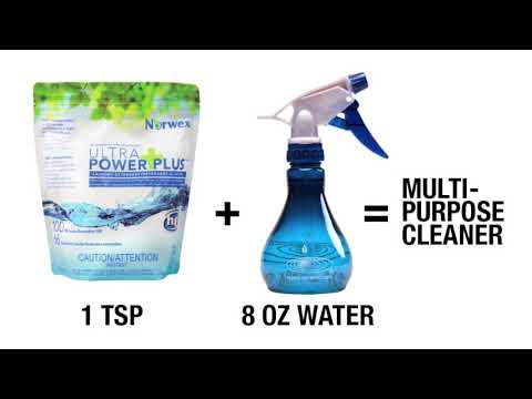 All Purpose Cleaner >> Norwex UPP Laundry Detergent – The Most Powerful Multi Purpose Cleaner - YouTube