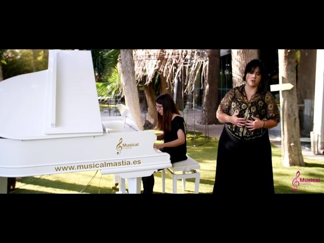 Ave Maria soprano bodas Murcia
