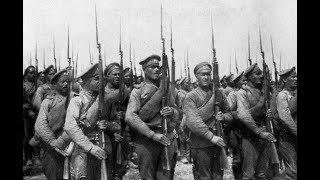 Отечественное стрелковое оружие Первой Мировой