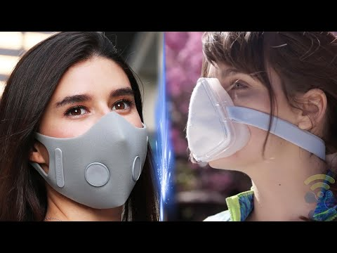 5 Best Smart Mask Electric Respirator For Virus Protection 2020