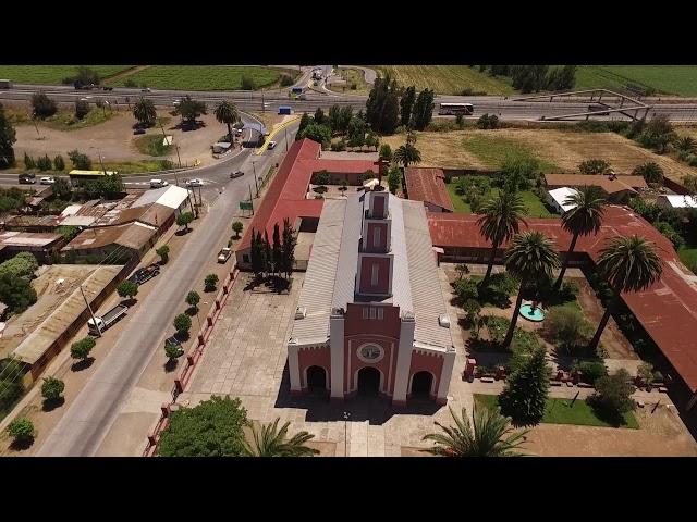 Documental Nuestra Región desde el Aire - Provincia de Cachapoal - Capítulo 1